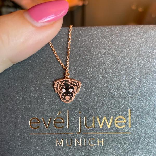 Edle Schmuck Ohrringe Ohrstecker mit Diamanten Gold Silber Echtschmuck von evel juwel